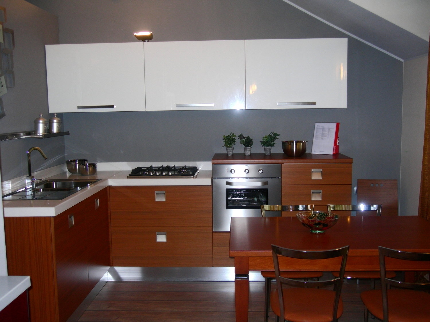 Awesome Cucina In Teak Contemporary - Skilifts.us - skilifts.us