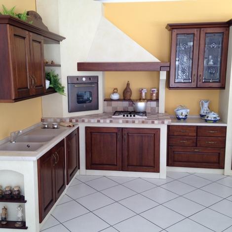 Emejing Cucina Muratura Angolo Pictures - Acomo.us - acomo.us