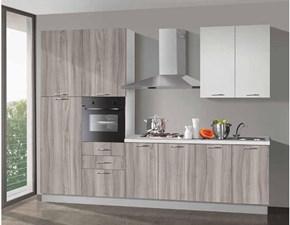 CUCINA Net cucine lineare New smart 300 SCONTATA