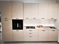 Cucina Net Cucine Moderna Lineare Larice In Laminato