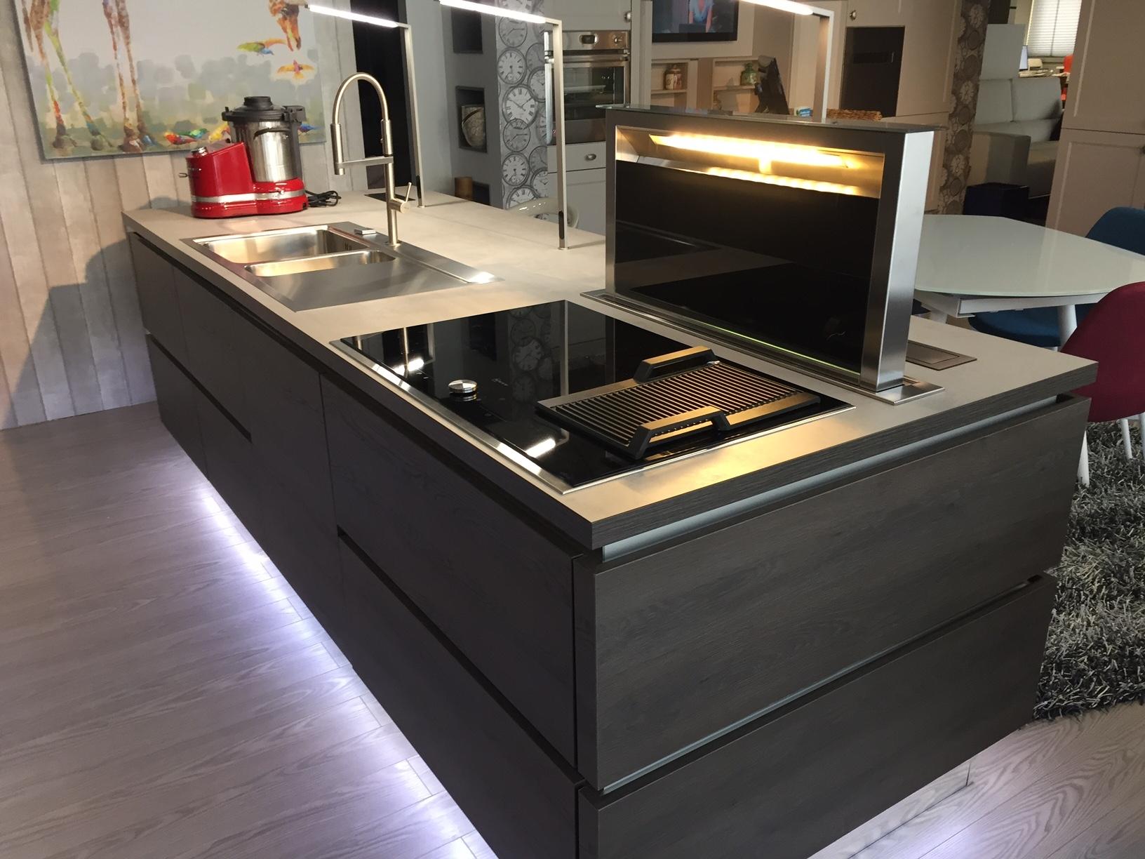 100+ [ Cucina A Scomparsa Con Isola ]  Veneta Cucine Con Isola Cool Cucina Con Zona Living ...