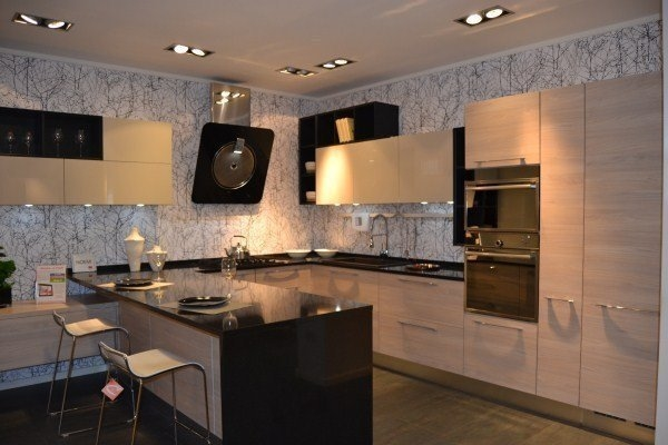 Cucine Lube Noemi. Cucina Lube Moderna Occasione Cucine A Prezzi ...