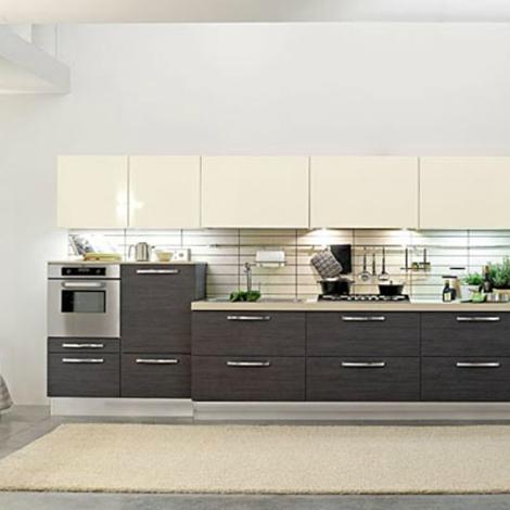 Cucina nuova moderna di modello infinity for Cucina nuova prezzi