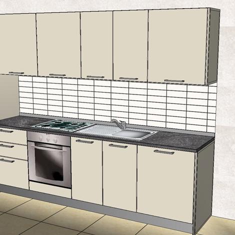 Cucina Nuova Prezzi ~ Idee Creative su Design Per La Casa e Interni