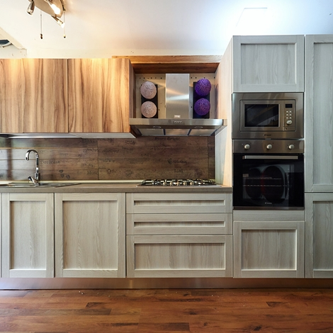 Cucina nuovi mondi cucine cucina moderna shabby white chic in offerta nuovimondi moderne - Cucine shabby chic prezzi ...