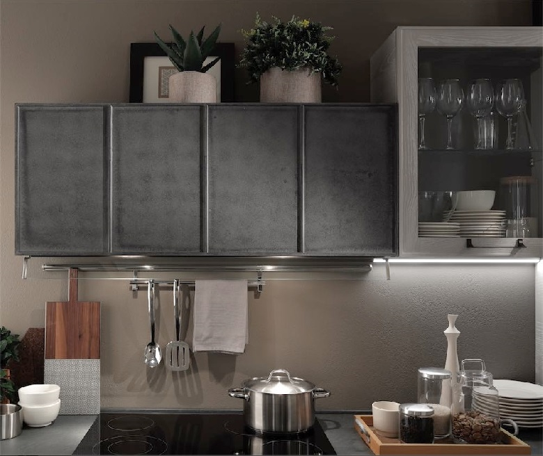 Cucine Angolari Outlet. Gallery Of Affordable Cucina Angolare ...