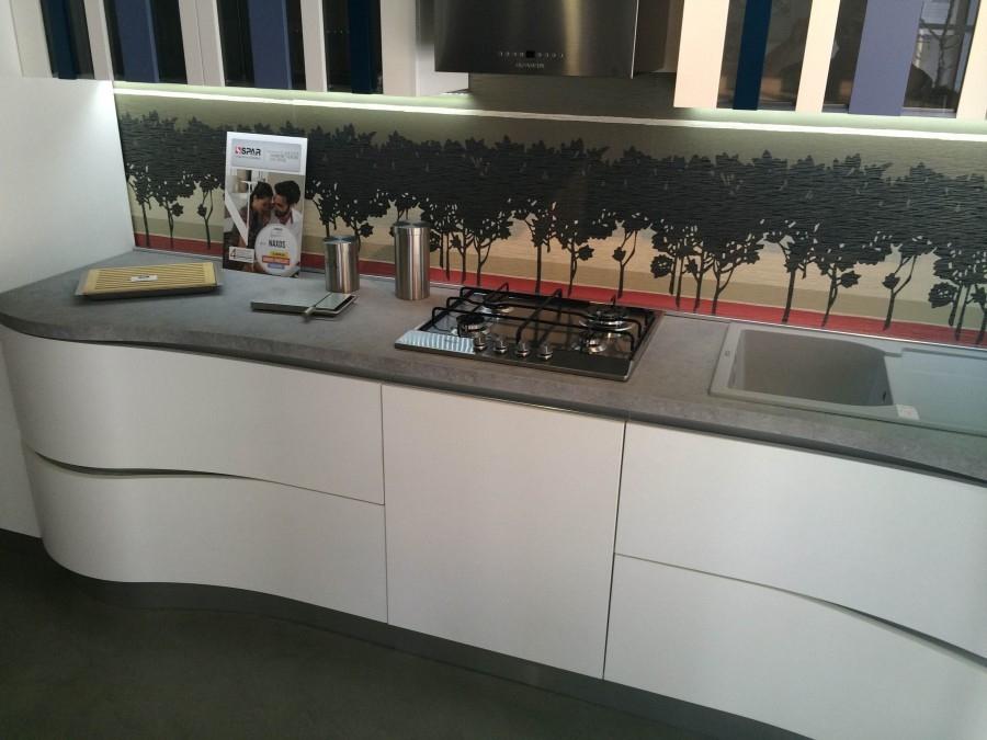 Cucina Bianca Spar: Cucina occasione mod prestige cucine a prezzi ...