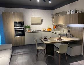 Cucina Oltre moderna altri colori ad angolo Lube cucine