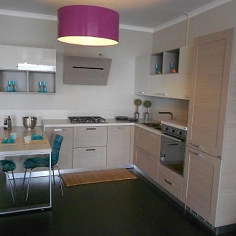 Cucina con penisola Scavolini modello Open scontata del 40% - Cucine a ...