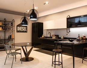 Cucina Open work Diesel with Scavolini