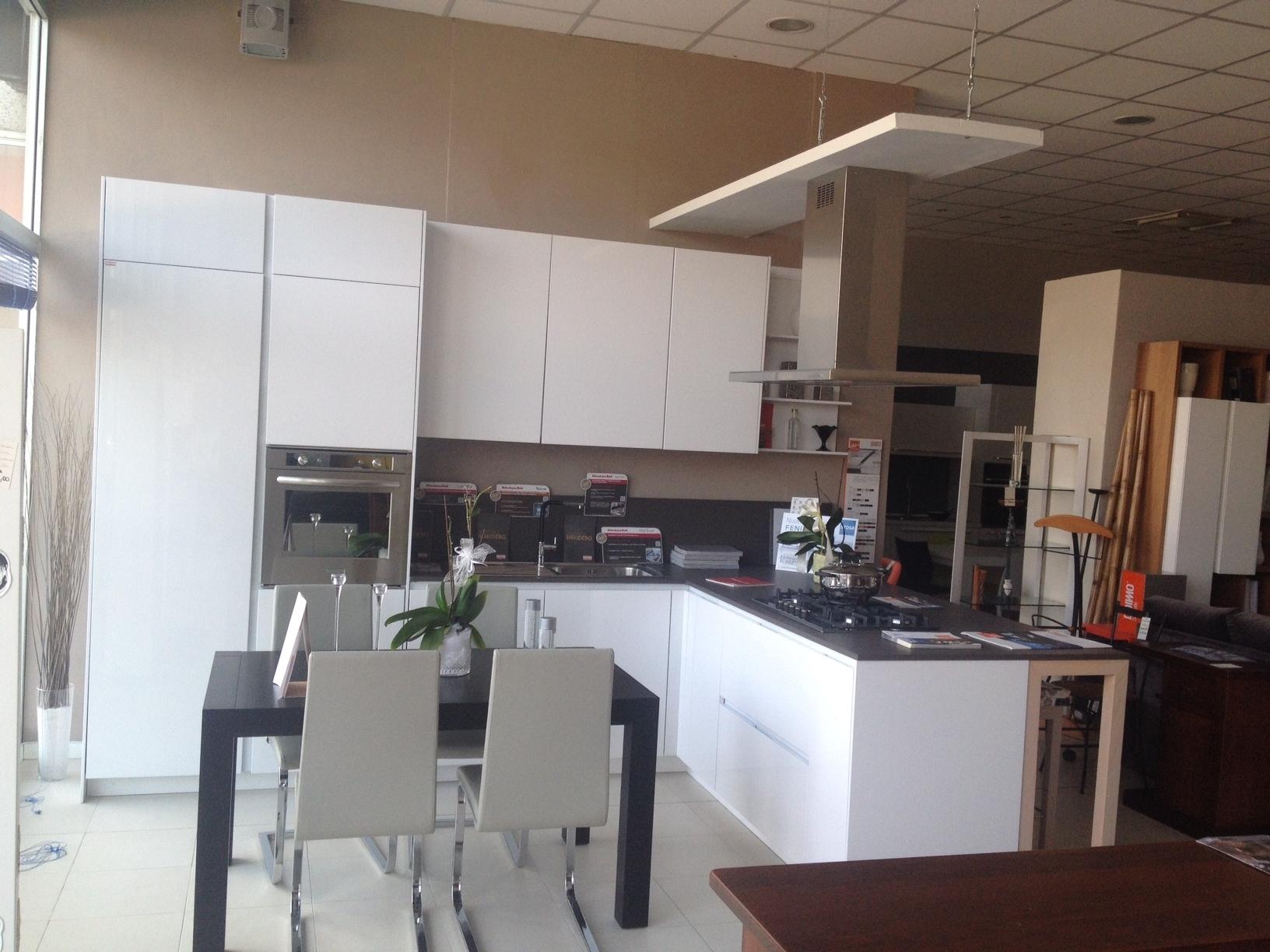 Cucina snaidero orange scontato del 68 cucine a prezzi scontati - Snaidero cucine prezzi ...