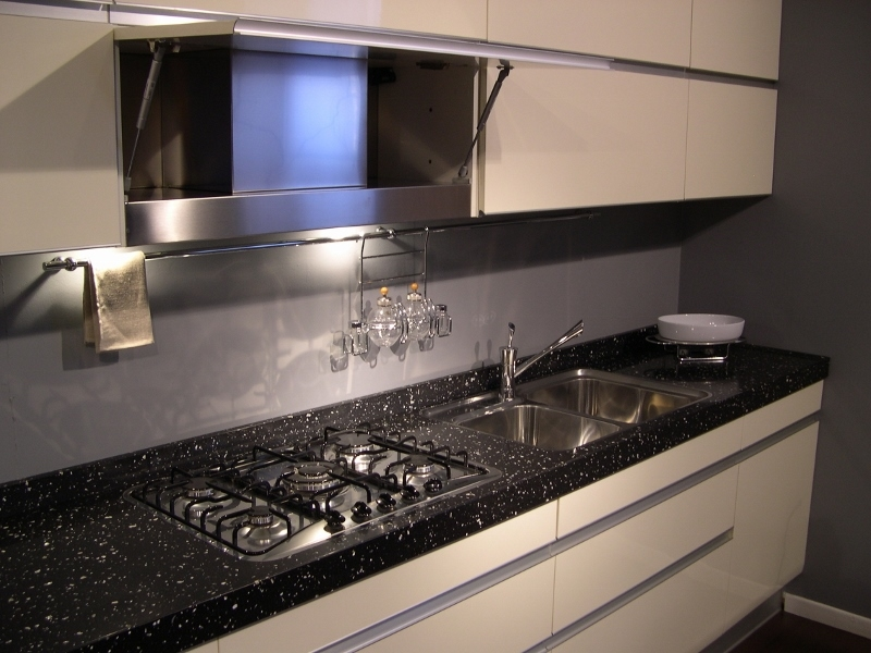 Cucina Comprex Cucina comprex osaka Laminato Lucido - Cucine a ...