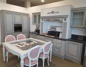 Cucina Pantheon provenzale altri colori lineare Lube cucine