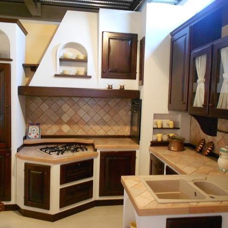 Cucina ad angolo zappalorto modello paolina classica scontata del ...