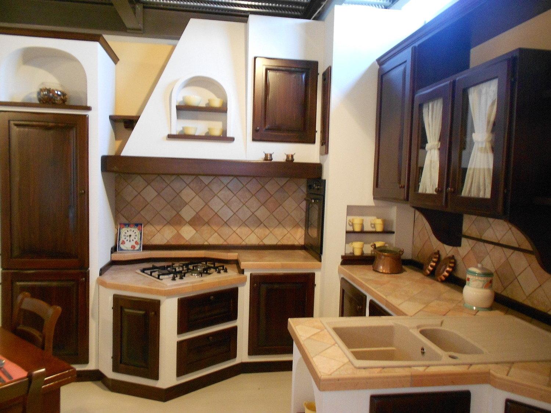 Cucina ad angolo zappalorto modello paolina classica - Cucine ad angolo ...