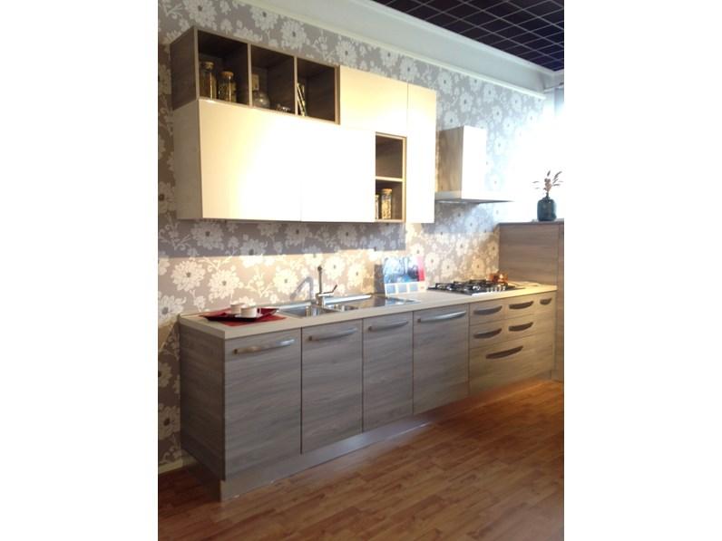Cucina papaia moderna altri colori ad angolo arrex - Cucina angolo moderna ...