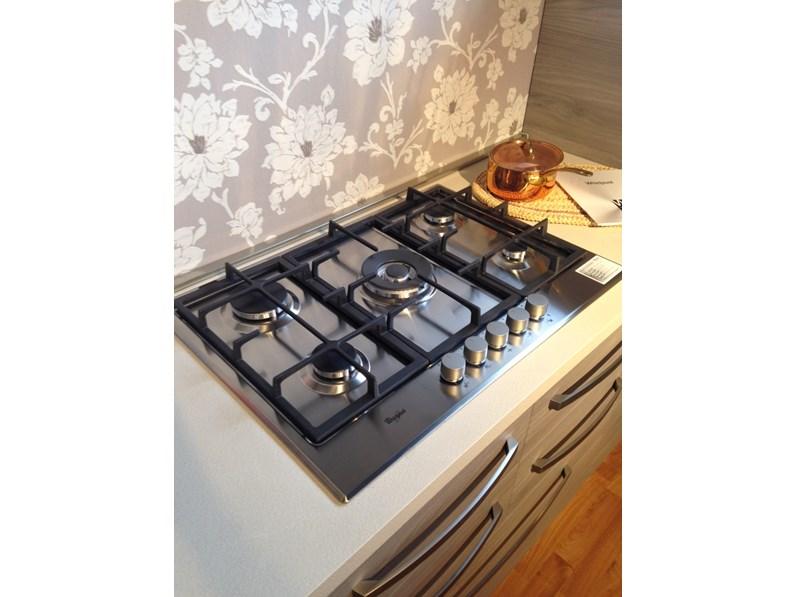 Cucine Moderne Con Gas Ad Angolo : Cucina papaia moderna altri colori ad angolo arrex