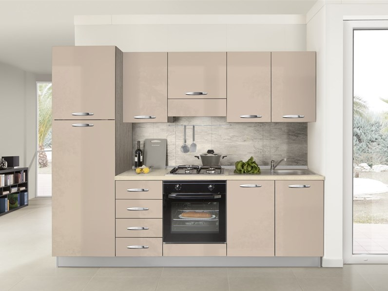 Cucina promo 1 moderna altri colori lineare mobilturi cucine - Colori cucina moderna ...