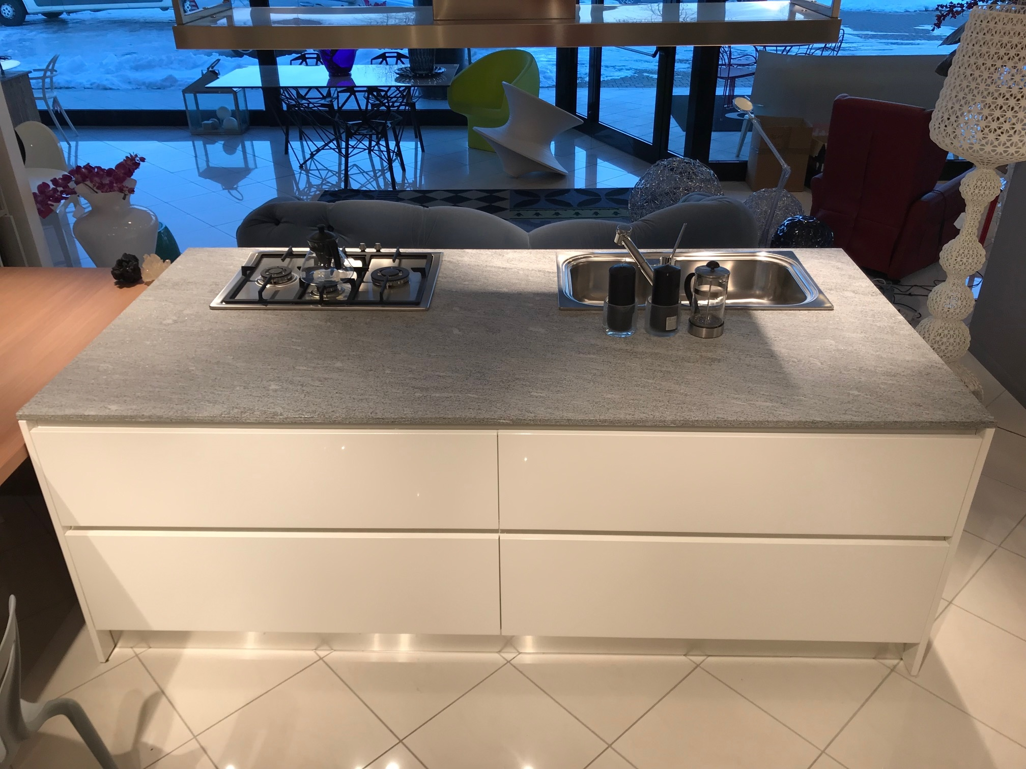 Cucina rb rossana modello devon cucine a prezzi scontati - Rossana cucine prezzi ...