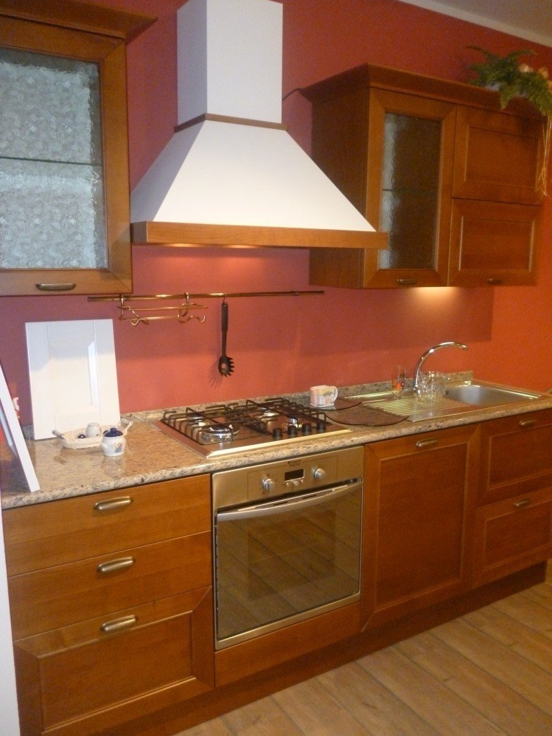 Cucina In Ciliegio Scontata : Cucina regard scontata cucine a prezzi scontati
