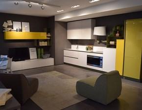 Cucina Replay moderna bianca lineare Stosa cucine
