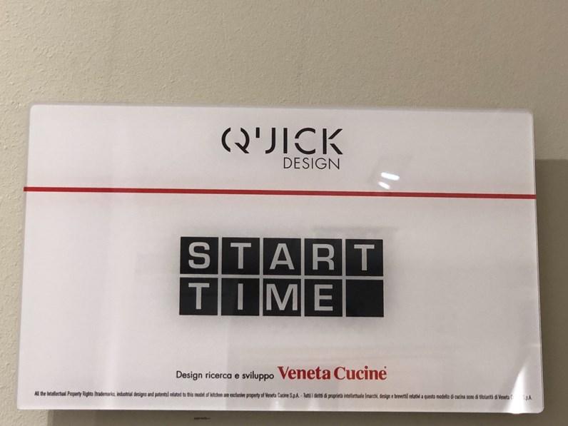 Cucina rovere chiaro moderna lineare start time go new veneta cucine in offerta outlet - Veneta cucine start time prezzo ...