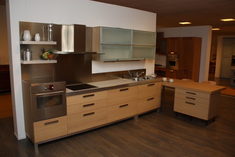 Awesome Cucine In Rovere Naturale Contemporary - Ideas & Design ...