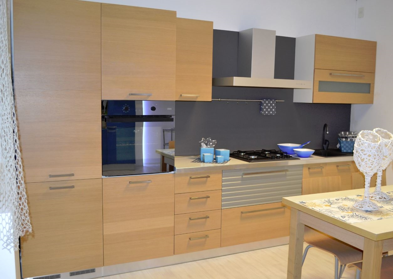 Emejing cucine rovere sbiancato moderne gallery ideas for Cucine in rovere