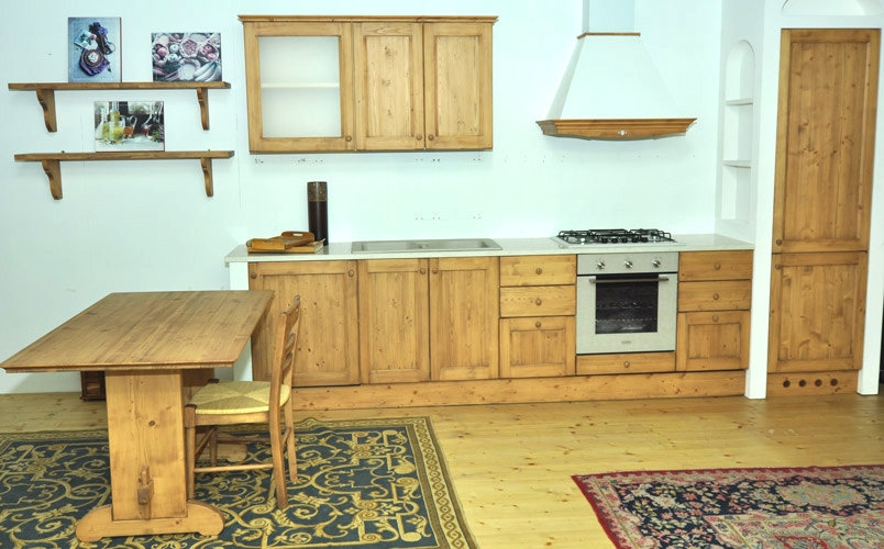 Cucina rustica modello teliar   cucine a prezzi scontati