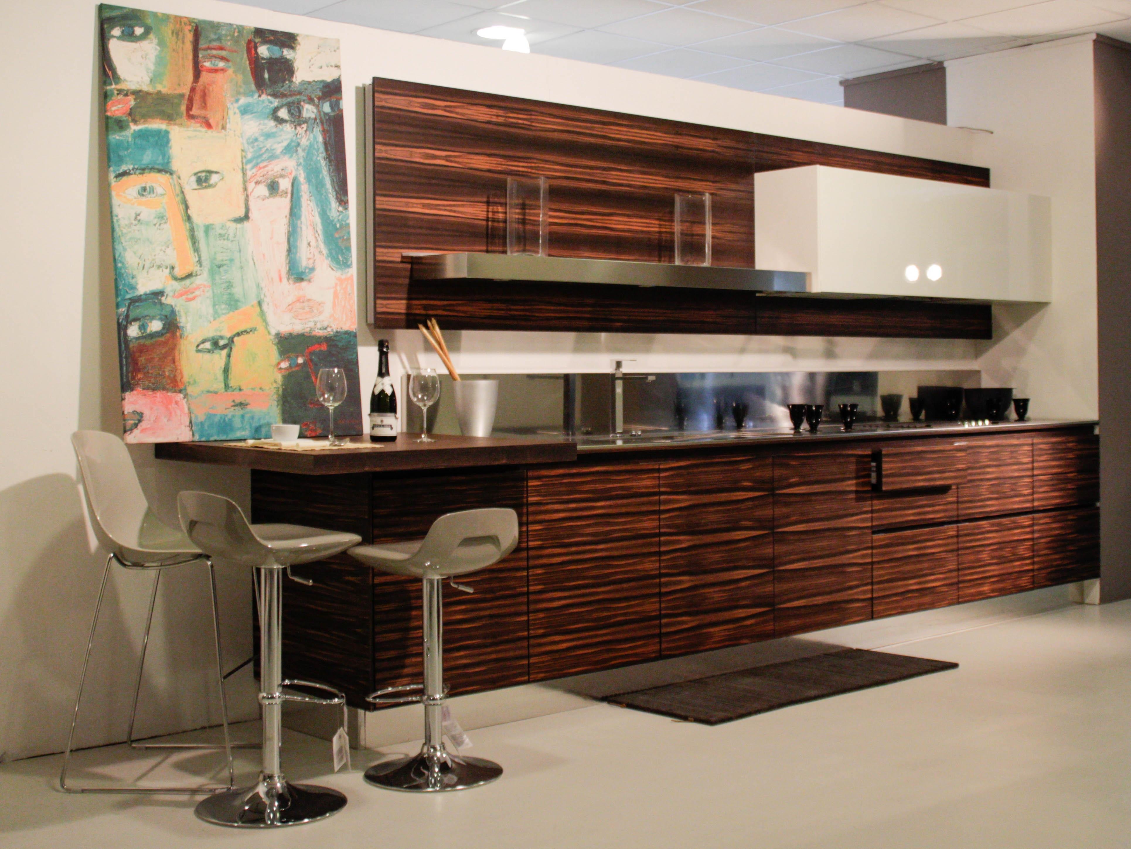 Cucina salvarani high teak legno cucine a prezzi scontati - Cucine in legno prezzi ...