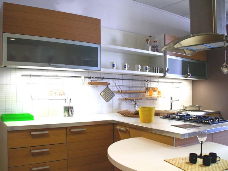 Cucina salvarani tender legno moderne legno - Cucine anni 70 ...