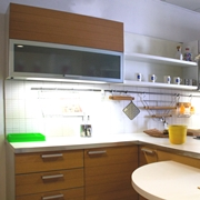 Cucina Salvarani Tender legno scontata del -70 %