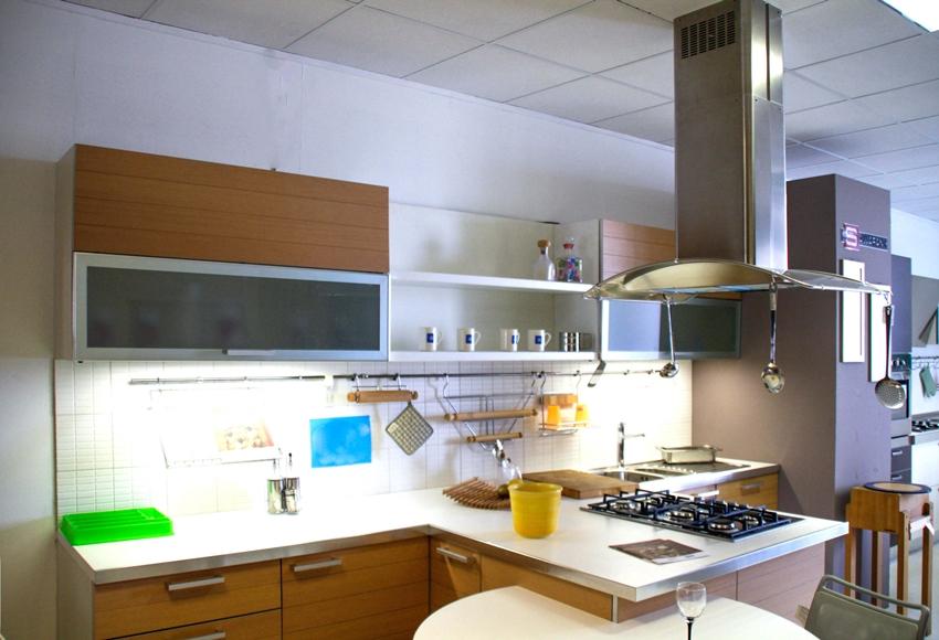 Cucina Salvarani Tender legno