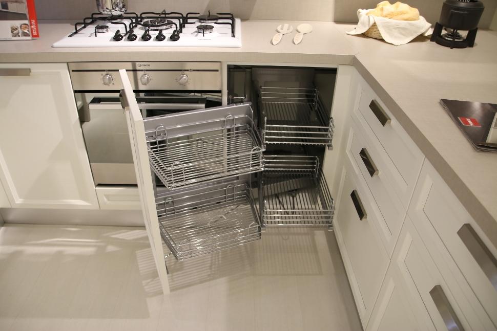 Cucina scavolini atelier con penisola scontata del 45%   cucine a ...