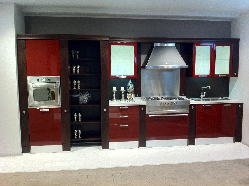 Cucina scavolini baccarat 2612 cucine a prezzi scontati - Cucine componibili scavolini prezzi ...