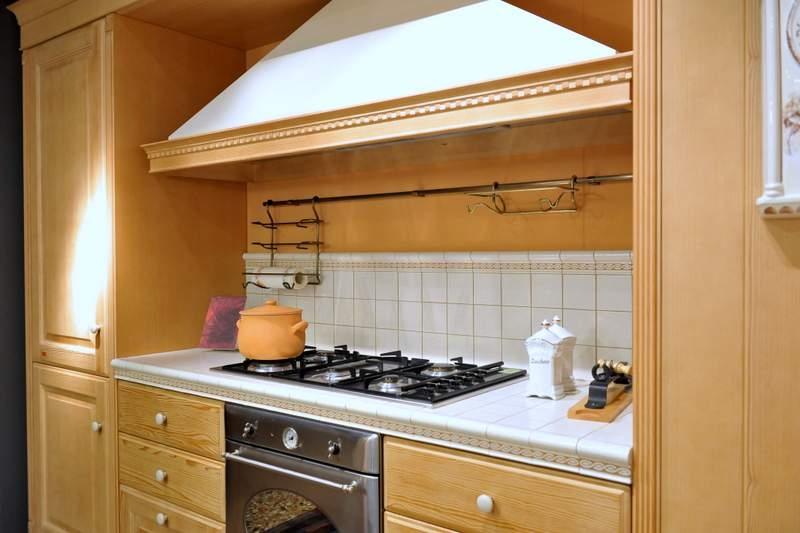 Cucina scavolini baltimora classica cucine a prezzi scontati for Cucina baltimora scavolini