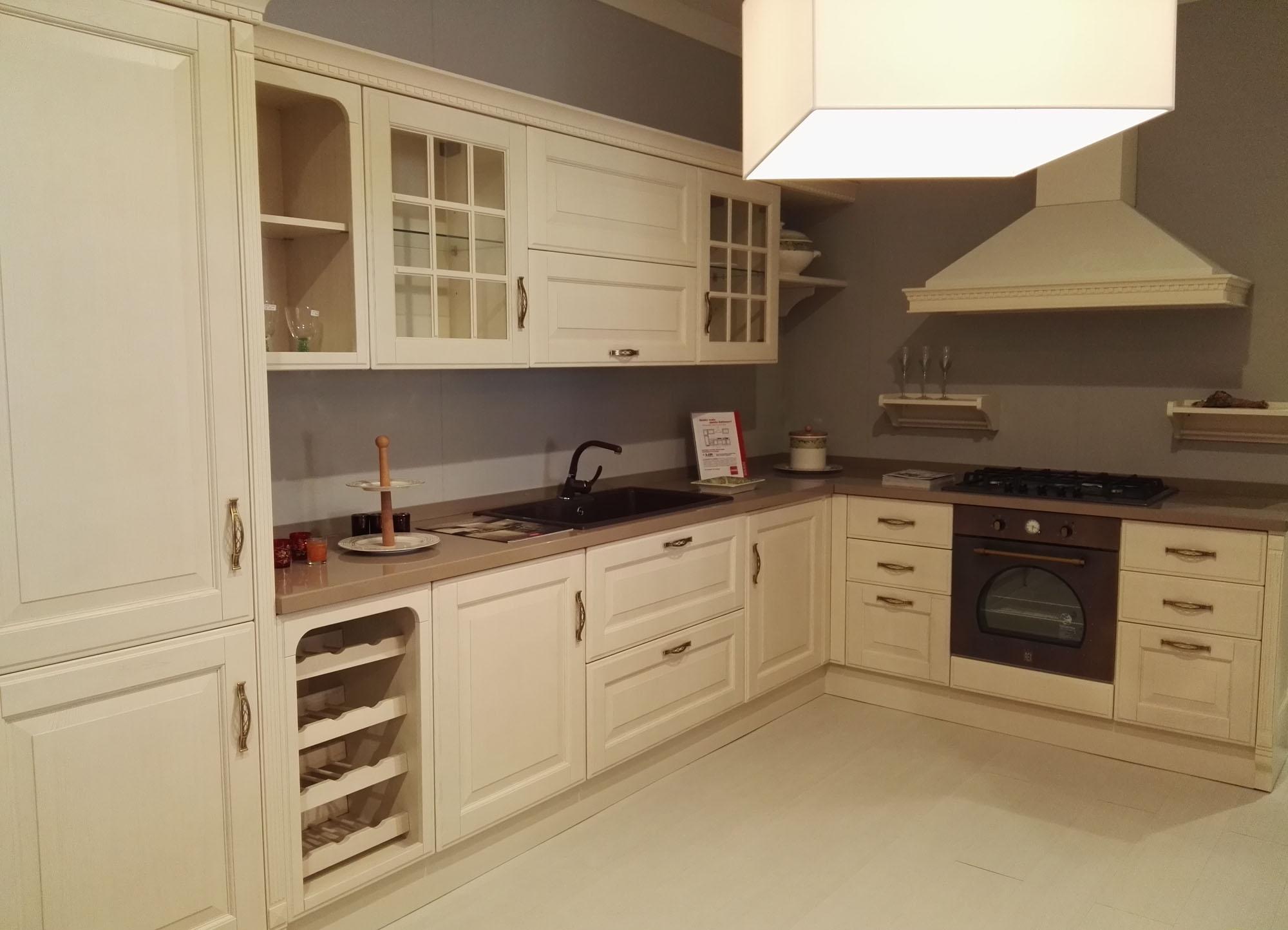 Cucina scavolini baltimora scontato del 40 cucine a prezzi scontati - Cucina scavolini baltimora ...