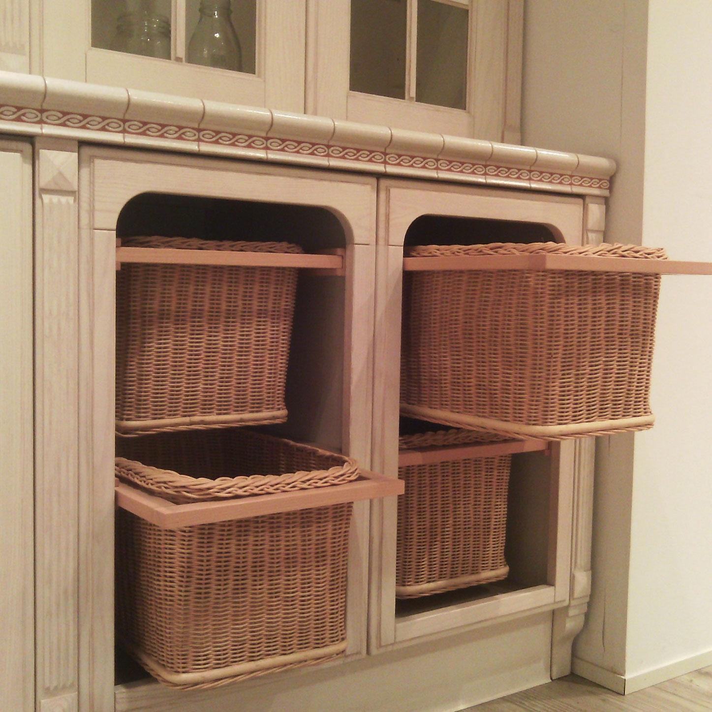 Cucina Scavolini BALTIMORA Stile Classico Offerta Esposizione Cucine  #8B5A40 1447 1447 Stile Classico Cucina