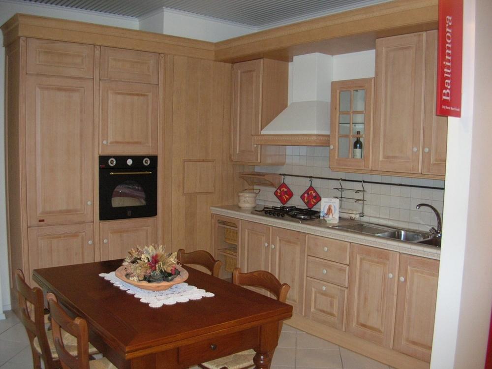 Cucina scavolini baltimora scontato del 64 cucine a for Cucina baltimora scavolini
