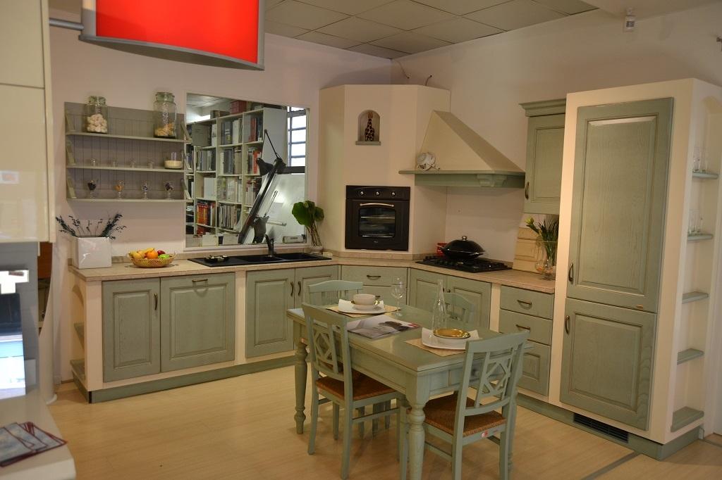 Cucina scavolini belvedere cucine a prezzi scontati - Cucine in muratura scavolini ...