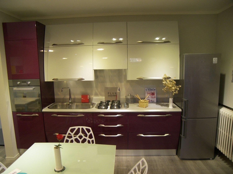 Cucina scavolini con sconto 6782 cucine a prezzi scontati - Cucina color melanzana ...