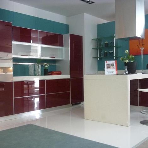 Cucina scavolini crystal 2619 cucine a prezzi scontati - Cucina crystal scavolini ...