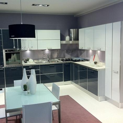 Cucina scavolini crystal 2980 cucine a prezzi scontati - Cucina crystal scavolini ...
