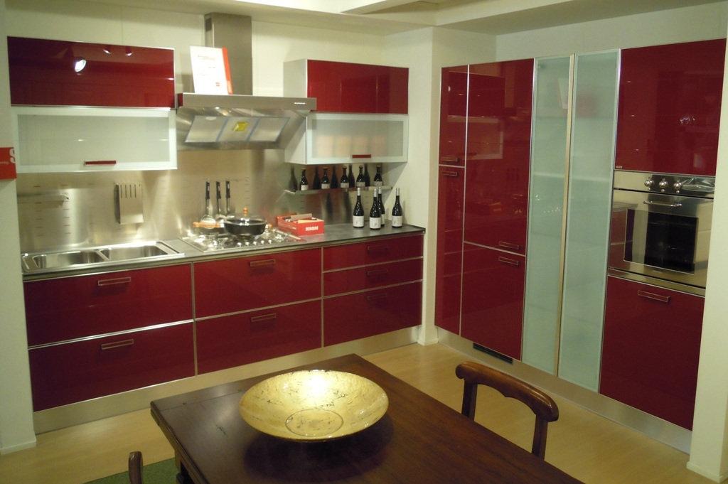 Cucine scavolini modello crystal idee per il design - Cucina scavolini open prezzi ...