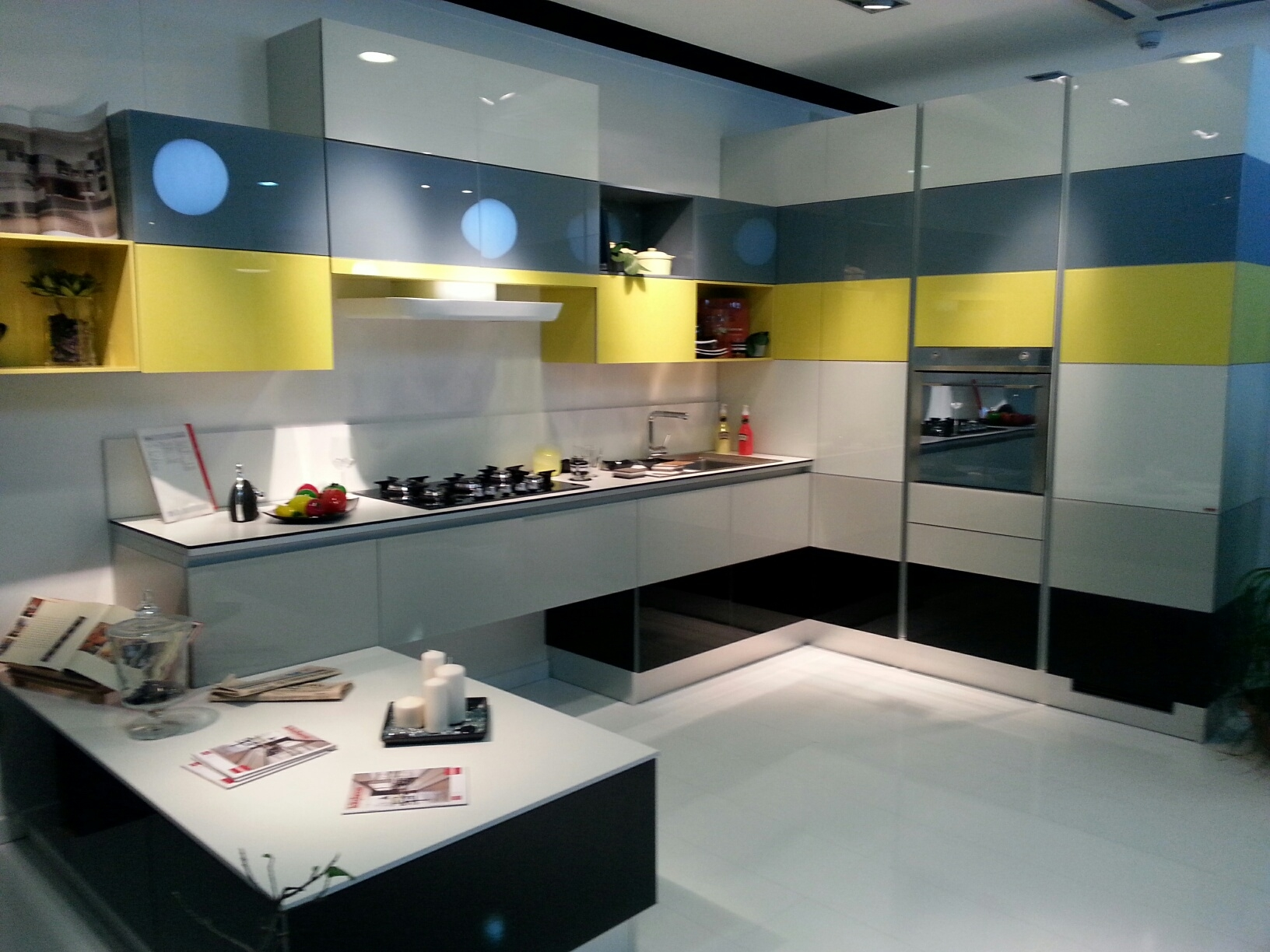 Beautiful Cucina Tetrix Scavolini Prezzi Ideas - Design & Ideas ...