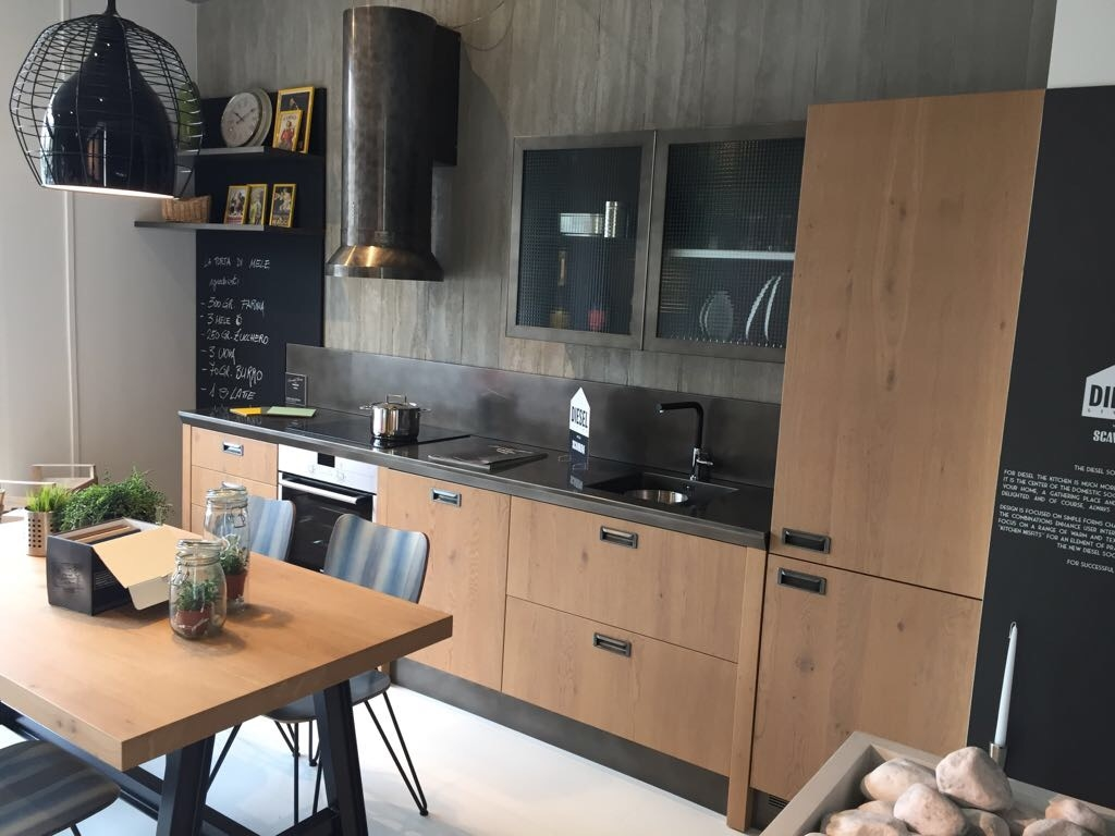 Cucina scavolini diesel in offerta a prezzo scontato - Prezzo cucine scavolini ...