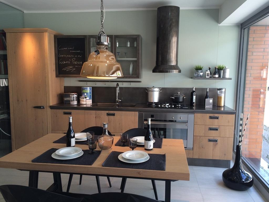 Cucina scavolini diesel scontata del 45 cucine a prezzi for Outlet cucine moderne