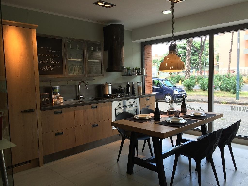 Cucina scavolini diesel scontata del 45 cucine a prezzi - Veneta cucine o scavolini ...
