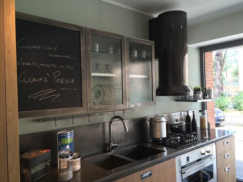 Cucina scavolini diesel scontata del 45 cucine a prezzi - Cucine faber prezzi ...