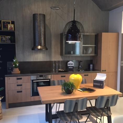 Cucina scavolini diesel legno cucine a prezzi scontati - Scavolini prezzi cucine ...